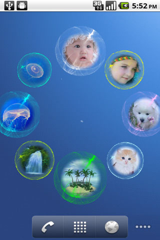 aniPet Blue Sea screen