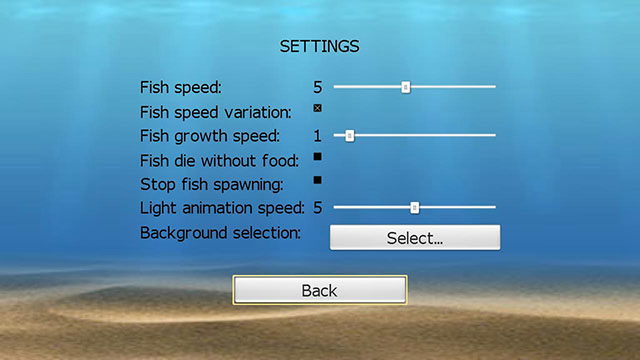 aniPet Aquarium screenshot