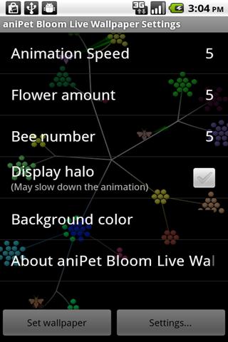 aniPetBloom screenshot